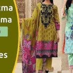 mqdefault 131 150x150 - Latest CHARIZMA MEHARMA (Vol 1) Lawn Suits Summer 2019 Collections | Lawn Dresses Designs