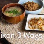 mqdefault 685 150x150 - Making 3-Course Meal with Daikon Radish