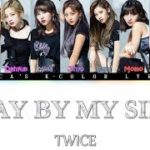 mqdefault 512 150x150 - TWICE (트와이스) - STAY BY MY SIDE (深夜のダメ恋図鑑 OST) Lyrics (Color Coded Lyrics Eng/Rom/Kan/가사)