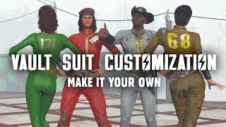 mqdefault 662 320x180 - Vault Suit Customization: Make it Your Own - Creation Club for Fallout 4