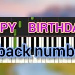 mqdefault 328 150x150 - HAPPY BIRTHDAY/ back number/ ピアノ