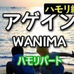 mqdefault 469 150x150 - アゲイン(ハモリパート)/WANIMA(ハモリ練習用) ドラマ「メゾン・ド・ポリス」主題歌