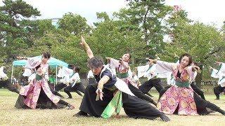 mqdefault 71 320x180 - うらじゃ連 紫月(しづく) 玉藻公園 2日目 YOSAKOI高松祭り 2019