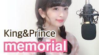 mqdefault 425 320x180 - memorial  /  King&Prince  【部活、好きじゃなきゃダメですか?】主題歌