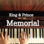 mqdefault 376 150x150 - 🌱🎹【弾いてみた】Memorial/King & Prince/『部活、好きじゃなきゃダメですか?』主題歌【シンプルアレンジ/ピアノ】