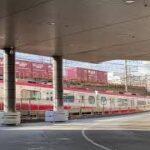 mqdefault 608 150x150 - 『名古屋行き最終列車で登場する場所から撮影』名鉄1513F&1113F一部特別車特急名古屋行き『回送幕』名古屋駅到着